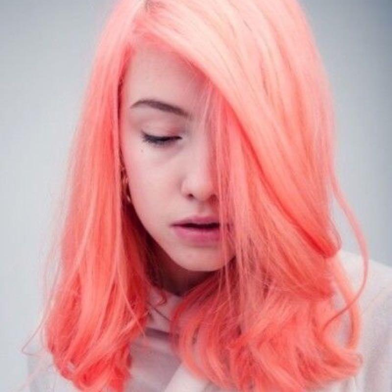 20 Pretty Cool Colored Hair Ideas Community