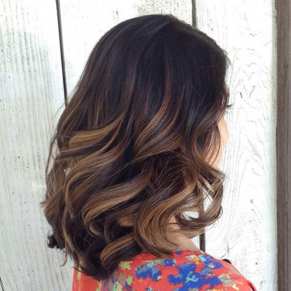 hair, human hair color, hairstyle, long hair, layered hair,