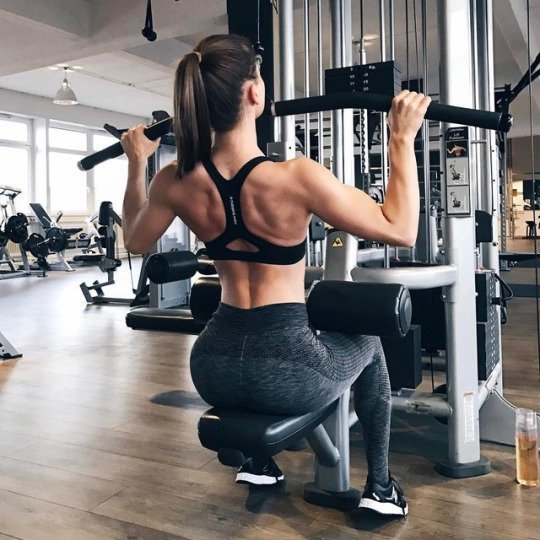human action, structure, room, overhead press, fitness professional,