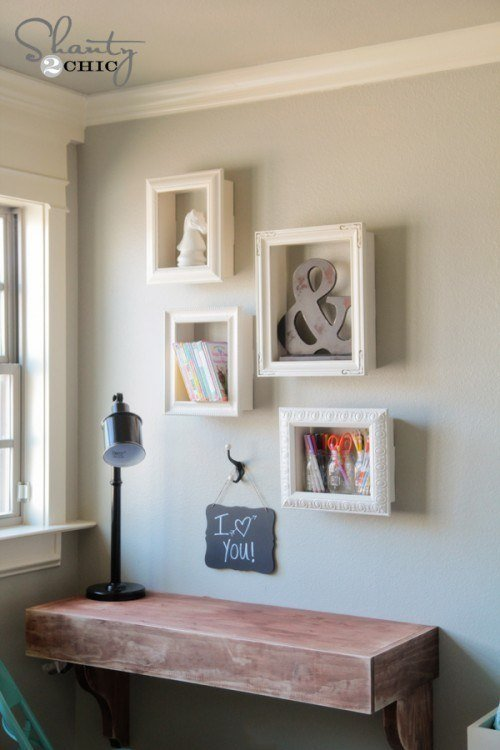 Fill Your Picture Frames with Something else