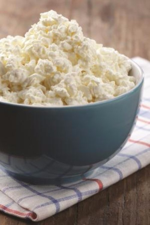 Wonderful Low Fat Cottage Cheese Contains The Calcium Your Hair Will Thank