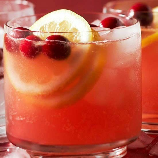 Cranberry Pineapple Cooler