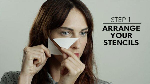 Arrange Your Stencils