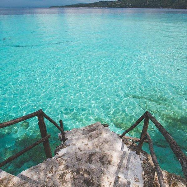 sea, color, blue, water, vacation,