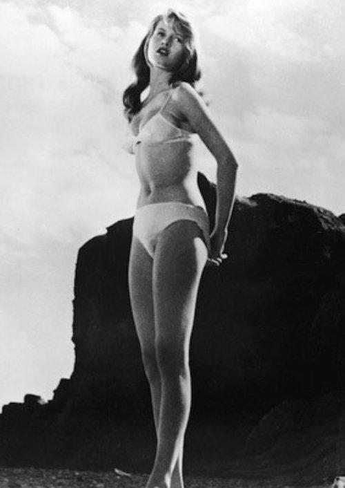 Brigitte Bardot in the Lighthouse Keeper's Daughter (1952)
