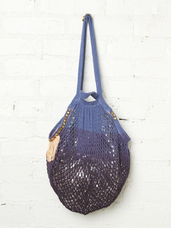 Shimmering Beach Bag