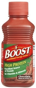 Boost High Protein Energy Drink