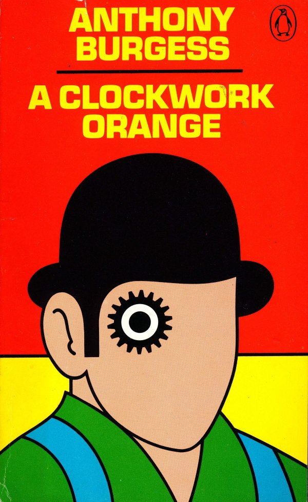 symbolism through imagery in the novel a clockwork orange by anthony burgess The religious clockwork religious themes and the passion of christ in 'a clockwork orange sonata conducted by anthony burgess [2], or a novel in the.