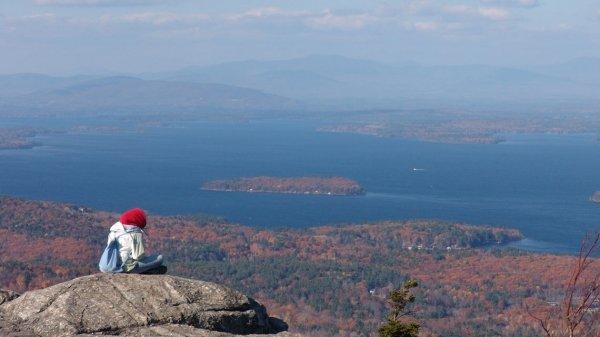 Lake Winnipesaukee Scenic Drive, New Hampshire
