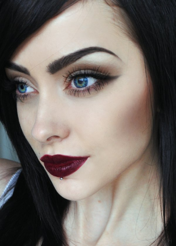 color,face,eyebrow,hair,red,