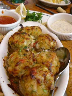 Stuffed Mushrooms From The Olive Garden 42 Restaurant Copycat