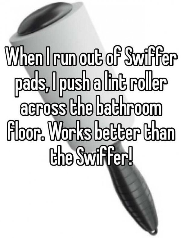 Cleaning Life Hack