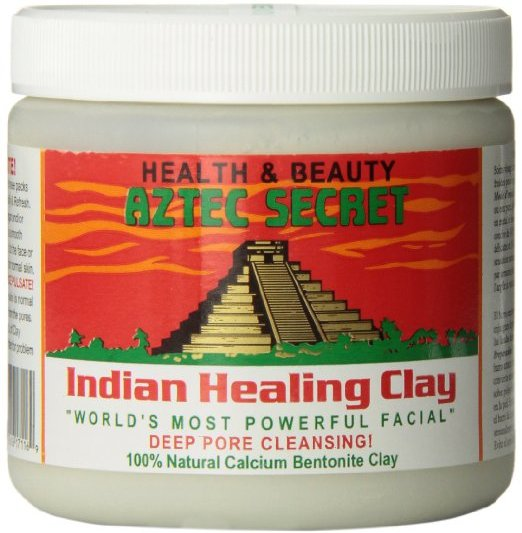 Indian Healing Clay Deep Pore Cleansing
