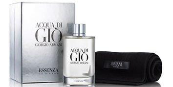 armani acqua di gio essenza for men gift set 37 after shave. Black Bedroom Furniture Sets. Home Design Ideas