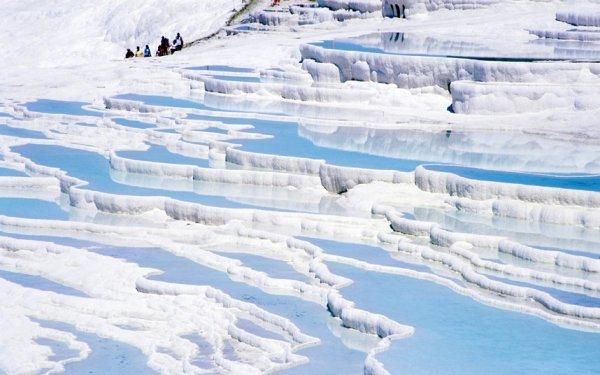 Pamukkale, Denizli Province, Turkey