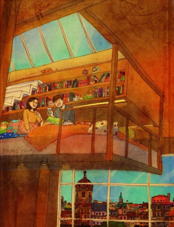 In the Loft