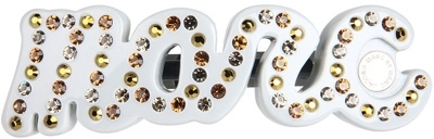 Marc By Marc Jacobs Script Barrette