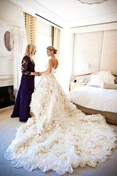 Wie wird Ihr Traum-Brautkleid aussehen? → Community