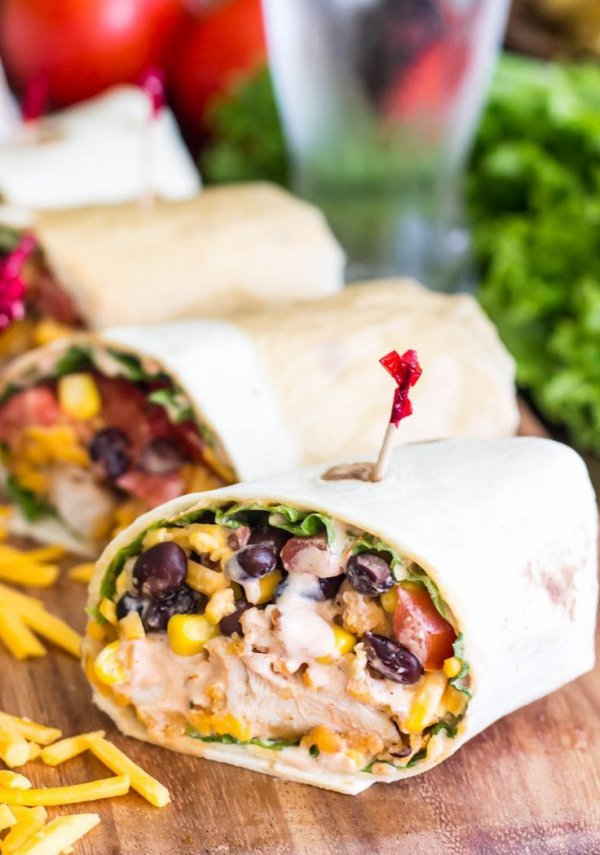 food, dish, cuisine, produce, burrito,