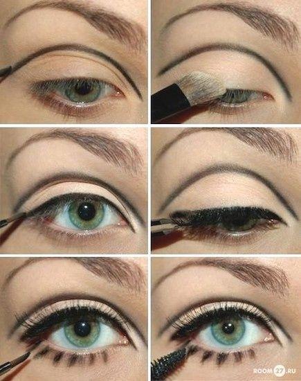 Mod Inspired Eyeliner