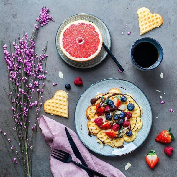 food, plant, produce, fruit, breakfast,