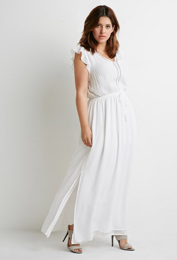 white,wedding dress,clothing,day dress,dress,