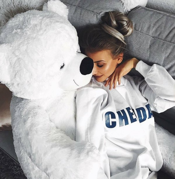 white, clothing, stuffed toy, fur, toy,