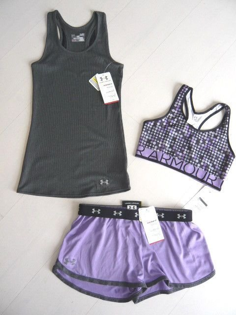 Grey & Purple