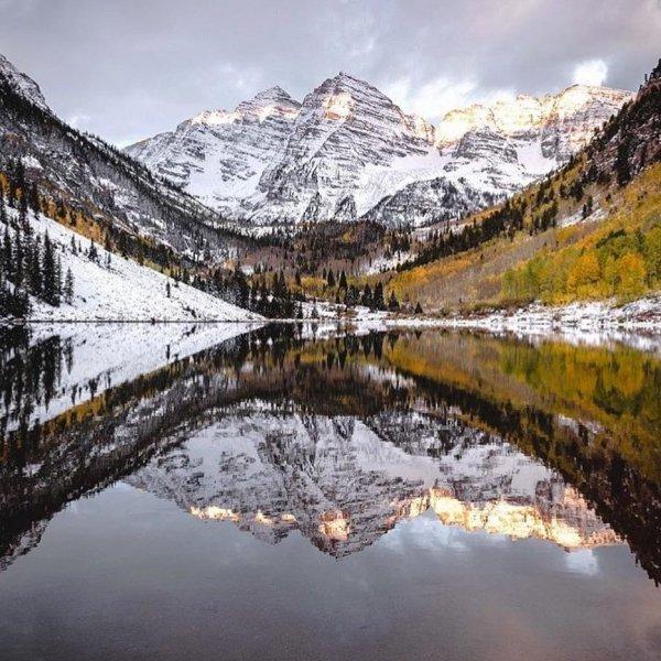 reflection, nature, wilderness, mountain, mountainous landforms,