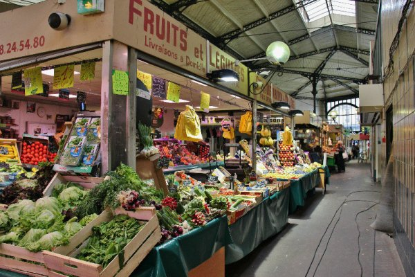 Marché St. Quentin