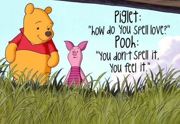 Pooh Love Quotes Enchanting Love  7 Quotes From Winnie The Pooh That Resonate Whatever Your…
