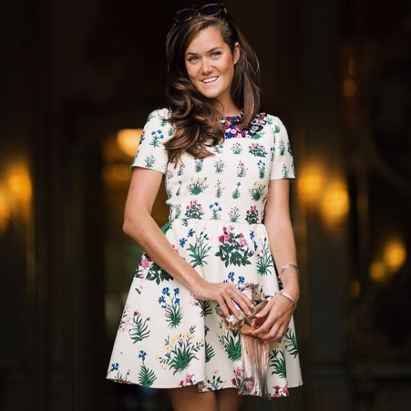 Summer is Incomplete without an Adorable Floral Dress