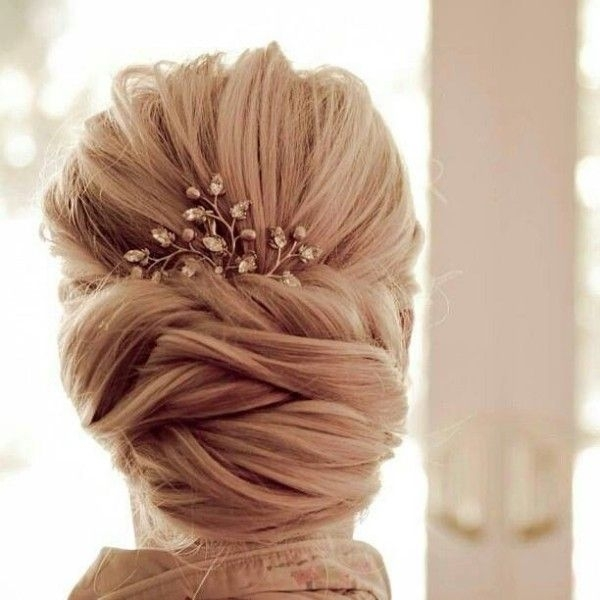 Gorgeous Wedding Hairstyles: Gorgeous Wedding Hairstyle That You Are Fond Of