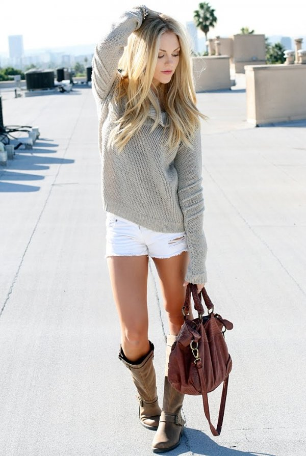 White Denim Shorts - 7 Ways to Wear White Jeans ... …
