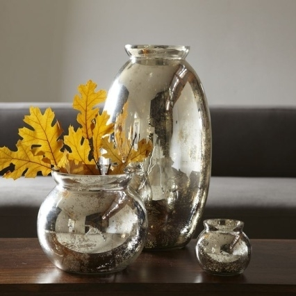 17 Dollar Store Vases To Mercury Glass Amazing