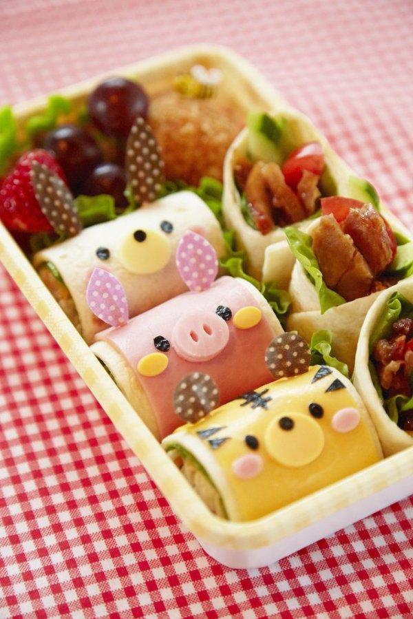 Just to make you smile 50 masterpieces of sushi and bento - Comida para llevar de picnic ...