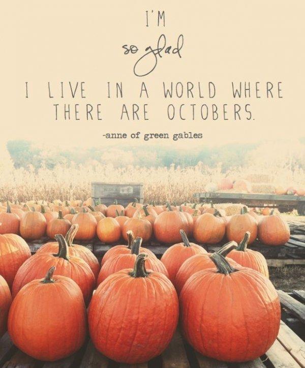 Beautiful October