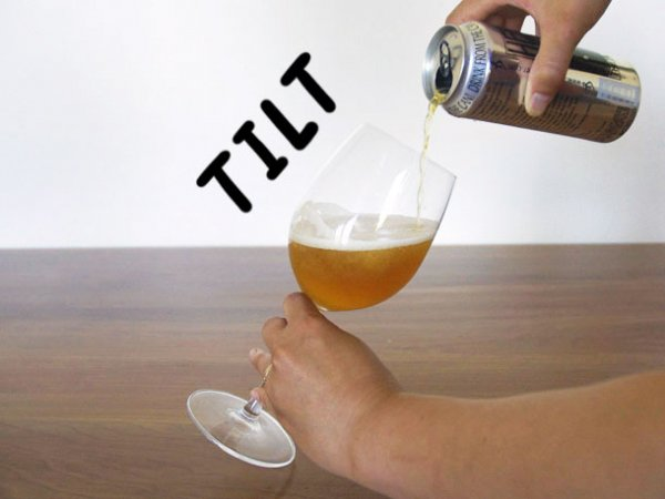 How to Properly Pour Beer