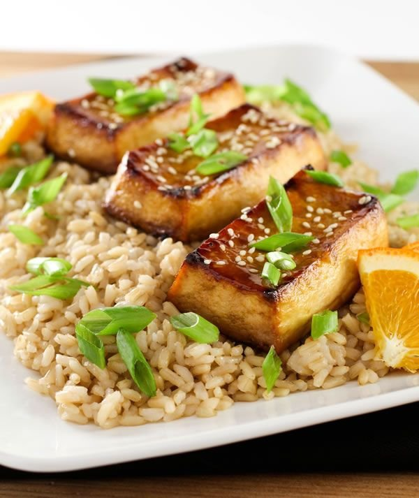 Baked Tofu Whole Foods Recipe
