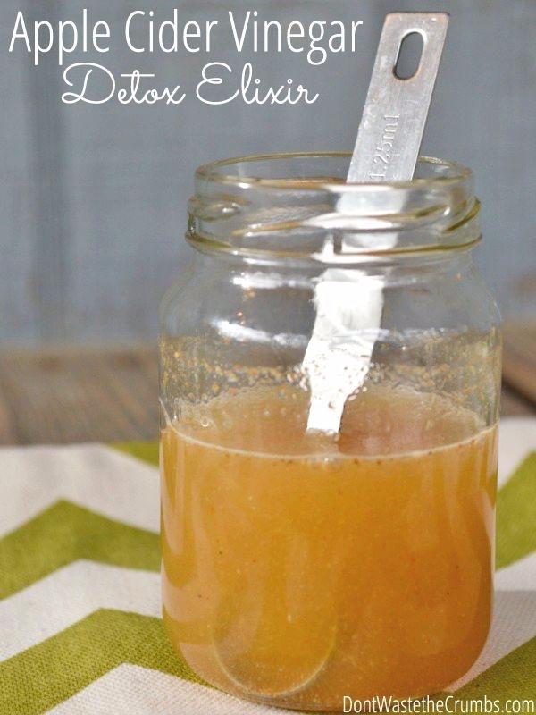 Apple Cider Vinegar Detox
