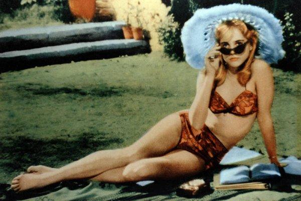 Sue Lyon in Lolita (1962)