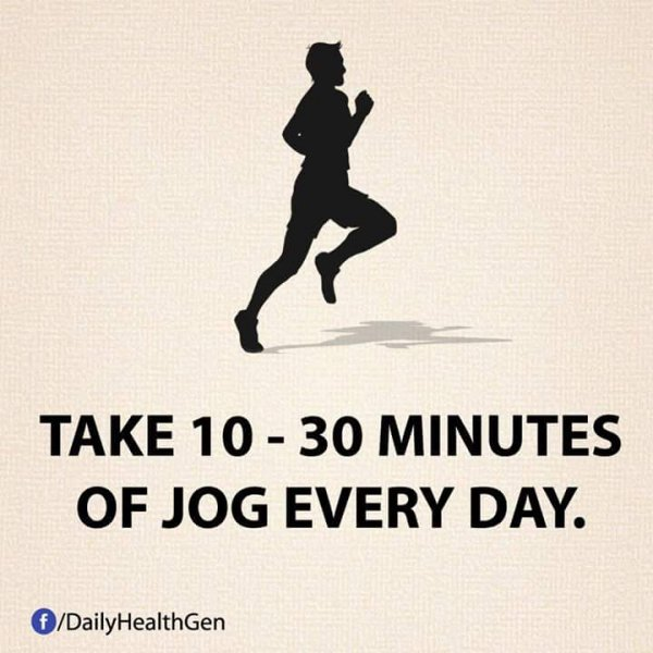 Go for a Jog