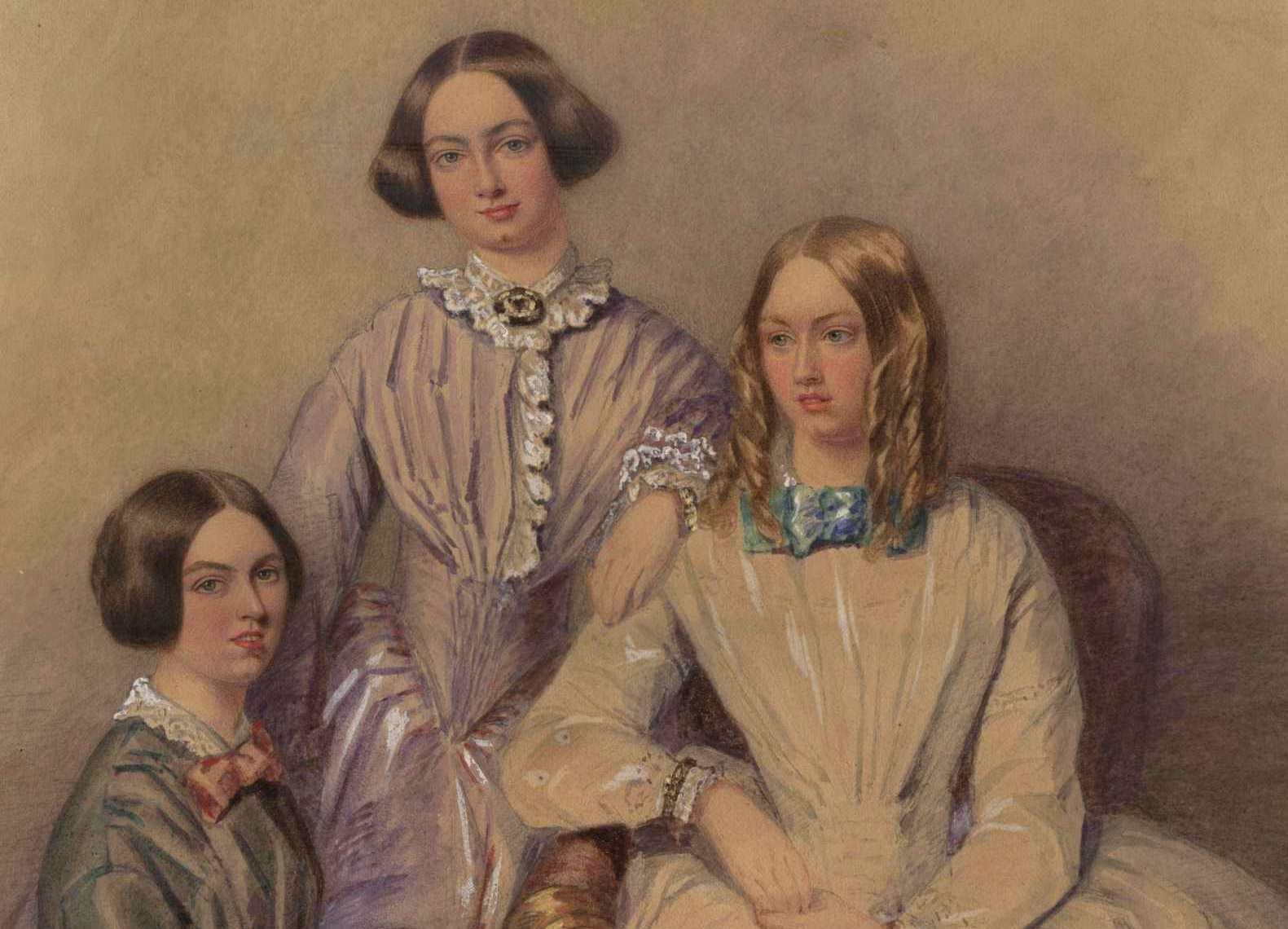 similarities between charlotte bronte's life and Charlotte brontë posted the manuscript to messrs smith and elder on 24  and  their lives, though short and touched with tragedy, were fascinating  i've  pushed the parallels further by setting the play in haworth – a wacky.