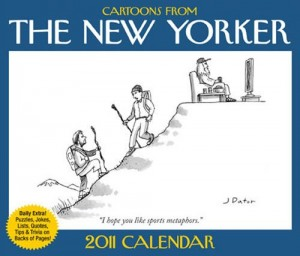Cartoons from the New Yorker 2011 Wall Calendar