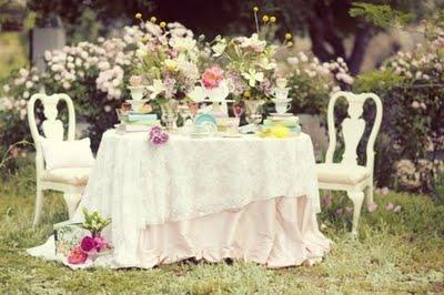 4. Tea Party Ideas for Decor - 8 Lovely Tea Party Ideas