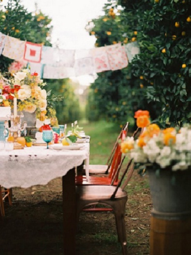 Tea Party Ideas for Locations...