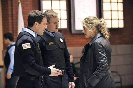 """against the Wall"": Great Cop TV Shows for Women..."
