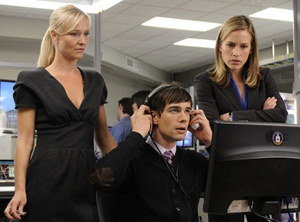 """Covert Affairs"": Great Spy TV Shows for Women..."