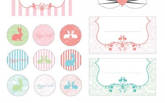 Easter Brunch Printable Pack
