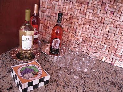 backsplash 13 winning ways to upcycle wine corks